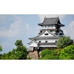 日本の城めぐりに行こう!城めぐりの記念にご当地フォルムカードをゲット