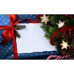 クリスマスカードを送ろう!海外・国内に郵送で送るときのポイント