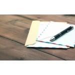 子供への手紙、書いていますか?単身赴任や出張先から子供に手紙を出そう