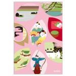 京都中央郵便局 オリジナルポストカード(春限定絵柄)発売のお知らせ