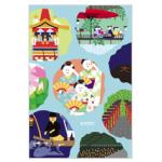 京都中央郵便局 オリジナルポストカード(夏限定絵柄)発売のお知らせ