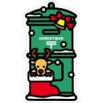 ポスト型はがき(クリスマス、干支)を発売します