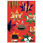 京都中央郵便局 オリジナルポストカード(秋限定絵柄)発売のお知らせ