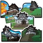 「<日本の城>フォルムカードセット 第二弾」発売のお知らせ