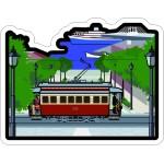 <鉄道>フォルムカードセット「日本の旅」第2弾(2種類)を発売します