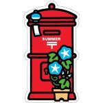 季節のポスト型はがき(夏・七夕・夏祭り)発売のお知らせ