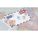 海外に手紙を出そう!エアメールの書き方やおすすめポストカード
