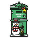 季節のポスト型はがき(クリスマス・干支)発売のお知らせ