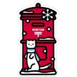 季節のポスト型はがき(冬)発売のお知らせ
