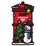 季節のポスト型はがき(クリスマス・干支・冬・合格)発売のお知らせ