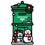 季節のポスト型はがき(クリスマス・干支・冬)発売のお知らせ